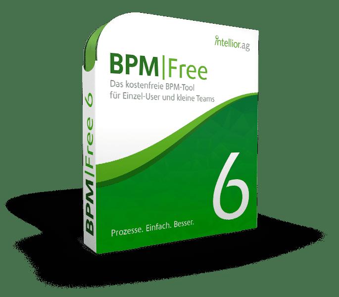BPM Free Softwarebox ohne Hintergrund
